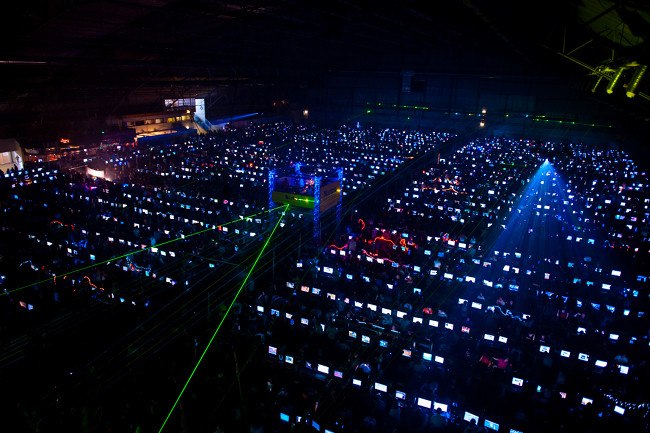 Red-faced, sweating and still in your chair: Welcome to eSports